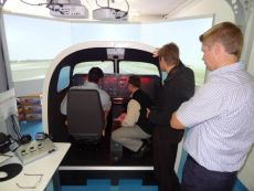 AIFA Flight Training Simulators